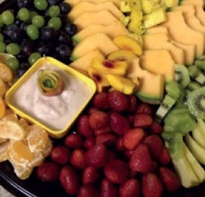 Cool Runnings Fruit Platter